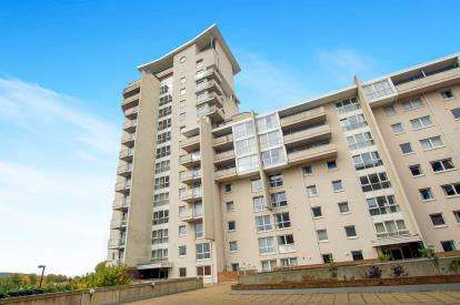 1 Bedroom Flat for sale in Hansen Court, Century Wharf, Cardiff Bay, Cardiff