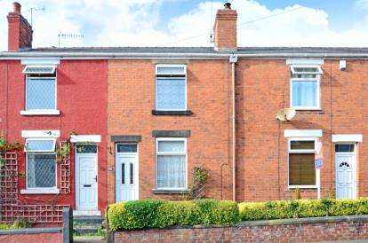 2 Bedrooms Terraced House for sale in Sydney Street, Chesterfield, Derbyshire