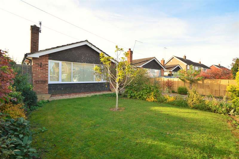 2 Bedrooms Bungalow for sale in Manor Farm Road, Tredington
