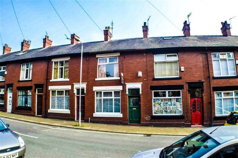 2 Bedrooms Property for sale in Miller Street, Ashton-under-lyne, Lancashire, OL6