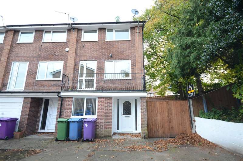 3 Bedrooms Terraced House for sale in Cherry Vale, Woolton, Liverpool, L25