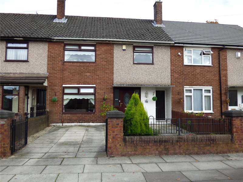 4 Bedrooms Terraced House for sale in Baycliff Road, Liverpool, Merseyside, L12
