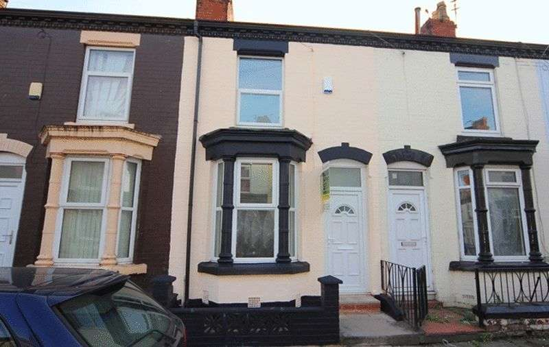 3 Bedrooms Terraced House for sale in Bligh Street, Wavertree, Liverpool, L15