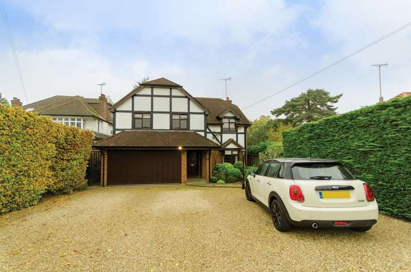 5 Bedrooms House for sale in Galley Lane, Arkley, EN5