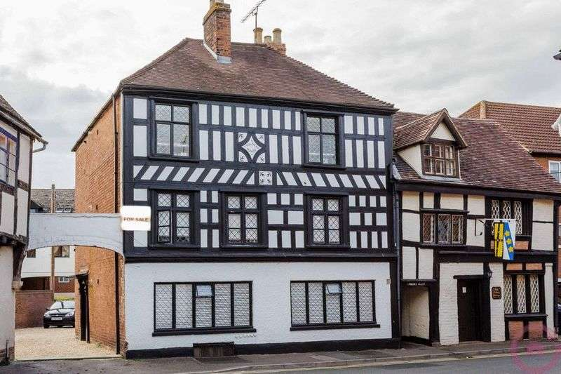 2 Bedrooms Flat for sale in Tolsey Lane, Tewkesbury