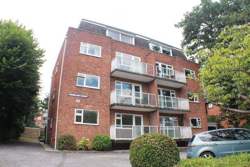 2 Bedrooms Flat for sale in Ranelagh Court, Westwood Road, Southampton