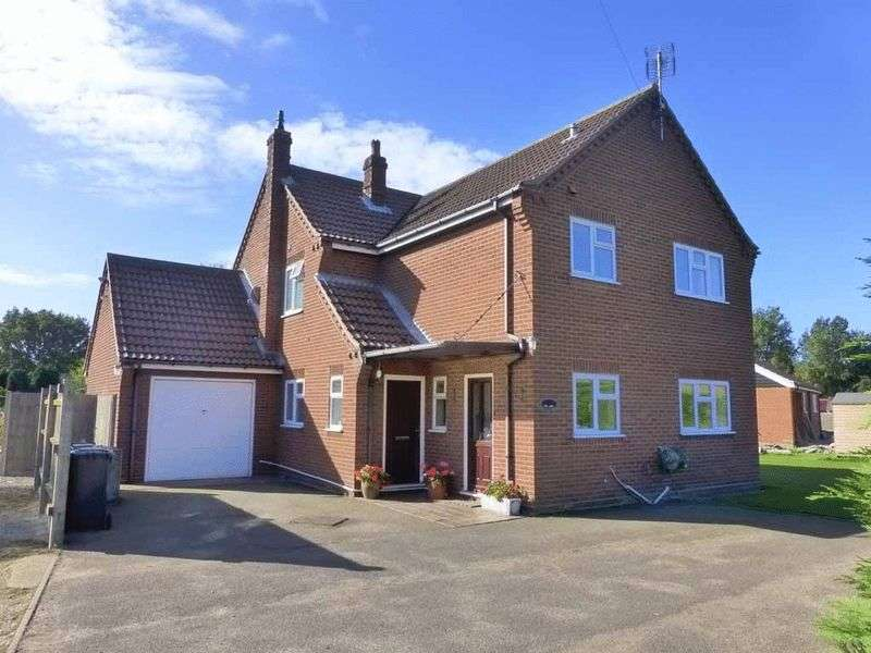 4 Bedrooms Detached House for sale in West Somerton