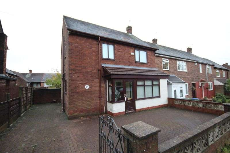3 Bedrooms House for sale in WINDERMERE ROAD, Middleton, Manchester M24 5WR