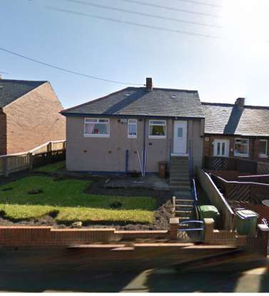 3 Bedrooms Semi Detached Bungalow for sale in Allendale Street, Houghton Le Spring, Tyne And Wear, DH5 0DA
