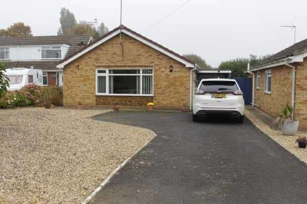3 Bedrooms Detached Bungalow for sale in Little London, Spalding, Lincolnshire, PE12 9LF