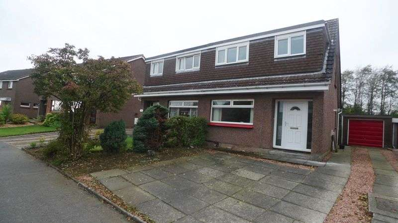3 Bedrooms Semi Detached House for sale in Duddingston Drive , Kirkcaldy