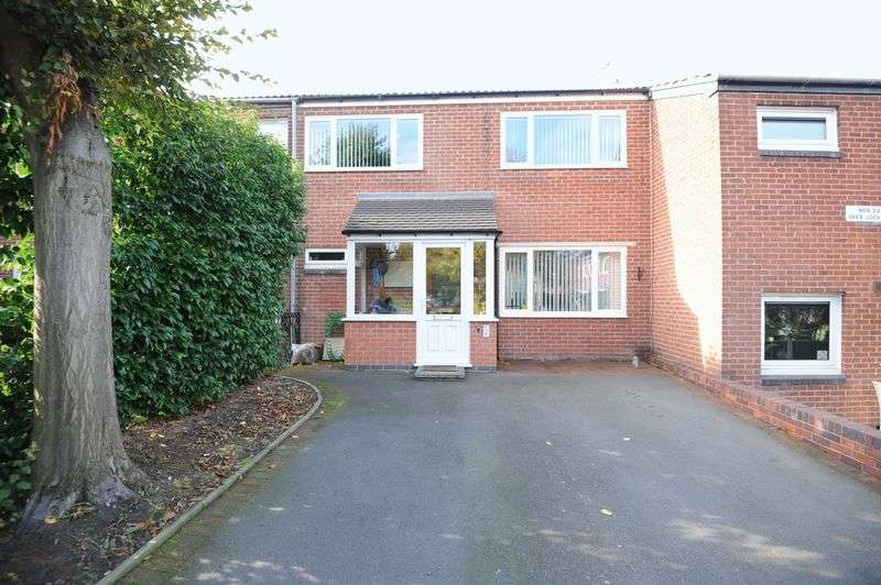 3 Bedrooms Terraced House for sale in Gees Lock Close, Leicester