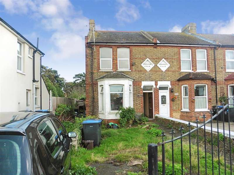 2 Bedrooms End Of Terrace House for sale in Beacon Road, Broadstairs, Kent
