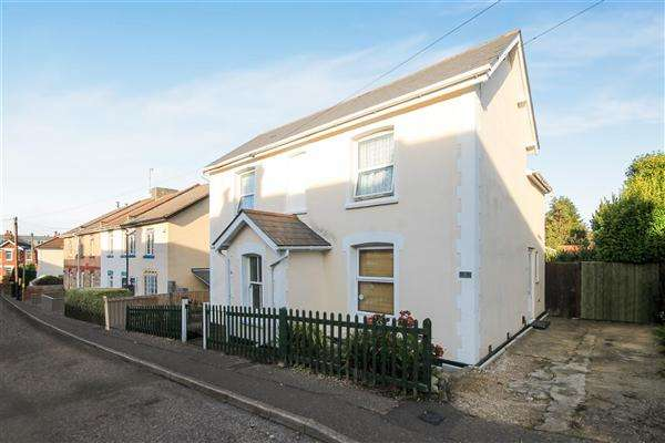 2 Bedrooms Flat for sale in Wyncombe Road, Southbourne, Bournemouth