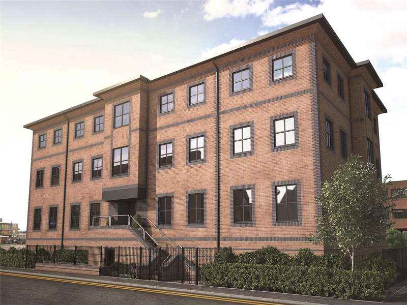 1 Bedroom Apartment Flat for sale in Mendy Street, High Wycombe, Buckinghamshire, HP11