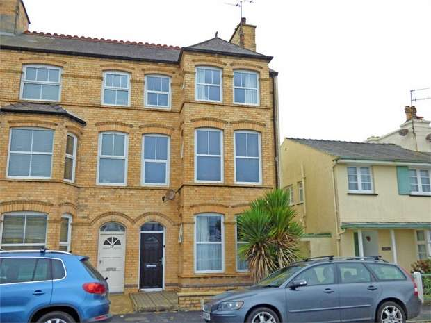 4 Bedrooms End Of Terrace House for sale in Cardiff Road, Pwllheli, Gwynedd