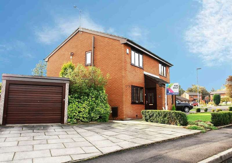 2 Bedrooms Semi Detached House for sale in 15 James Road, Shaw