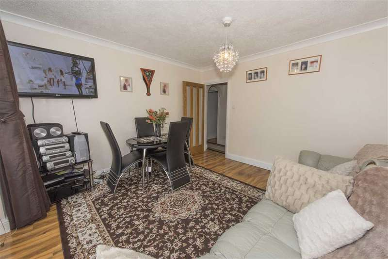 2 Bedrooms Flat for sale in Arlington Lodge, Brixton Hill, Brixton