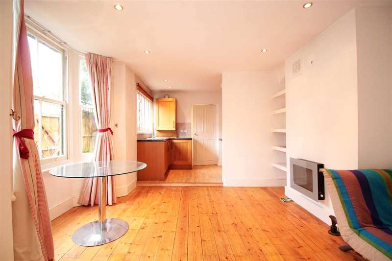 2 Bedrooms Flat for sale in Brixton Hill, Brixton