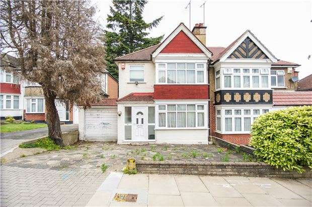 3 Bedrooms Semi Detached House for sale in Regal Way, KENTON, HA3 0RZ
