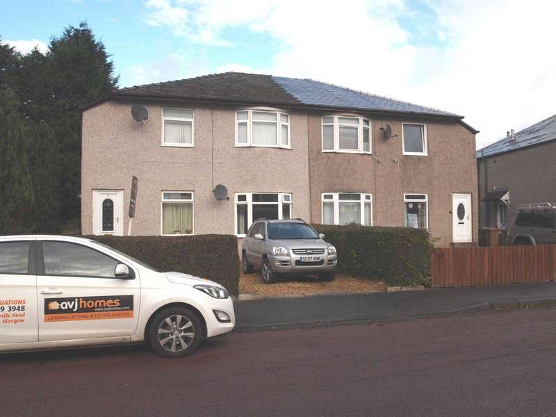 2 Bedrooms Flat for sale in Croftend Avenue, Glasgow