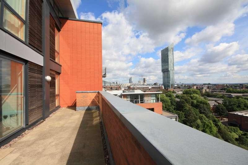 2 Bedrooms Duplex Flat for rent in Bauhaus, Little John Street, Manchester