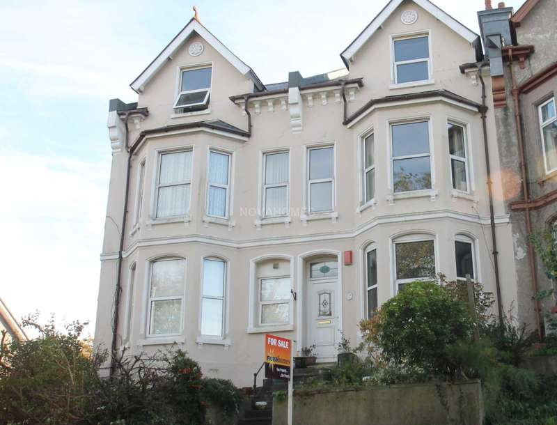 2 Bedrooms Flat for sale in Saltash Road, Plymouth, PL2 1QS
