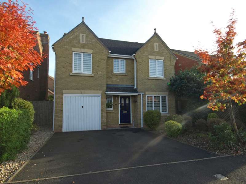4 Bedrooms Detached House for sale in Germander Way, Bicester