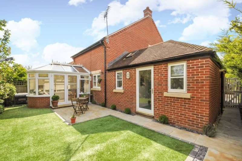 3 Bedrooms Semi Detached House for sale in Derby- Allestree Area - More required