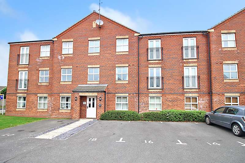 1 Bedroom Flat for sale in Shaw Road, Chilwell, Nottingham