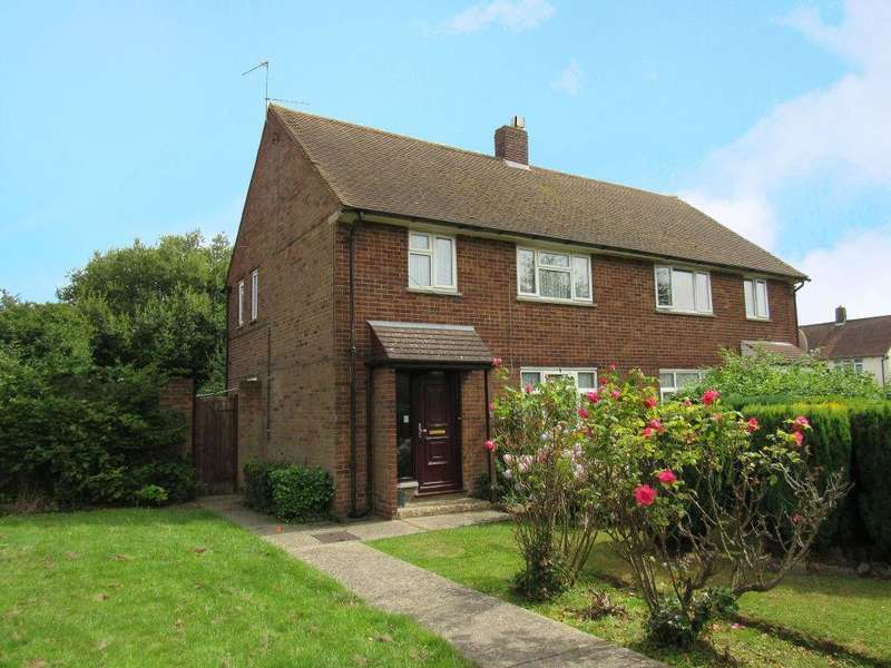 3 Bedrooms Semi Detached House for sale in Godfreys Close, Luton, Bedfordshire, LU1 5LT