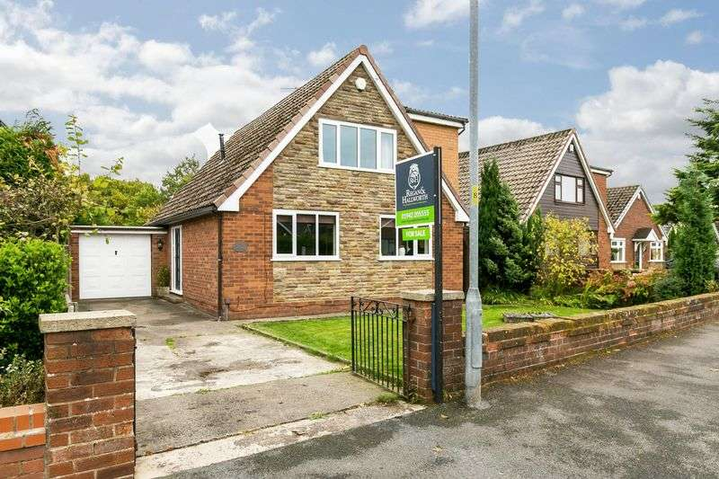 3 Bedrooms Detached House for sale in Old Hall Drive, Ashton-in-Makerfield, WN4 9NA