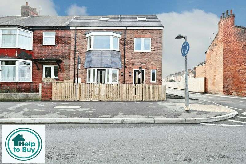 3 Bedrooms Terraced House for sale in 104a Northolme Gardens, Hull Road, Hessle