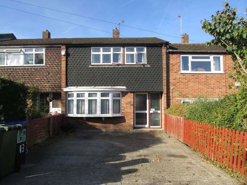 3 Bedrooms Terraced House for sale in Rutland Close, Bexley
