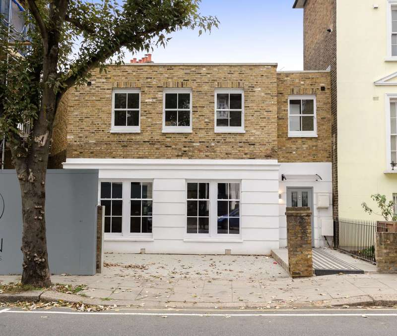 2 Bedrooms House for sale in Agar Grove, Camden, NW1