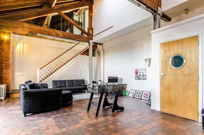 1 Bedroom Flat for sale in Colmans Wharf, Poplar, E14