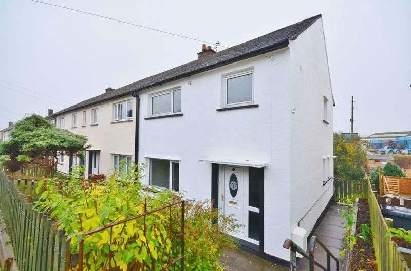 3 Bedrooms Terraced House for sale in Hinnings Road, Workington