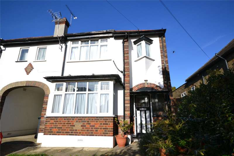 3 Bedrooms Semi Detached House for sale in Friern Park, North Finchley, London, N12