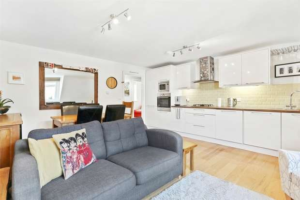 2 Bedrooms Flat for sale in Harrington Court, Northfield Road, Ealing