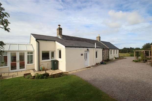 4 Bedrooms Cottage House for sale in Granary Cottage, Rafford, Forres, Moray