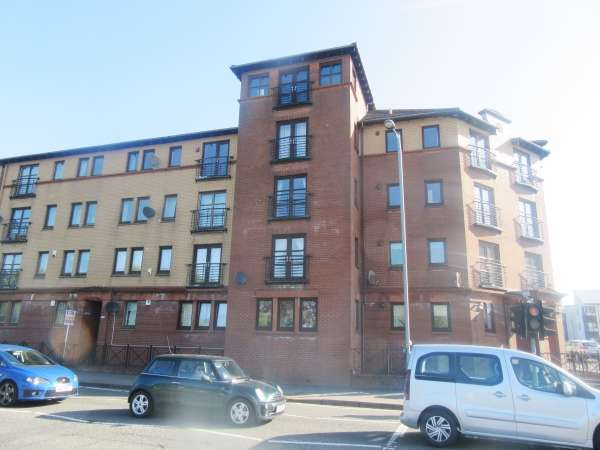 2 Bedrooms Flat for sale in 7d Morrison Court 2132 Dumbarton Road, Glasgow