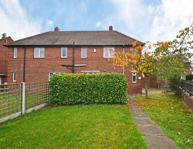 2 Bedrooms Semi Detached House for sale in Bridle Place, Ossett