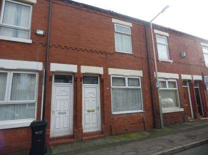 2 Bedrooms Terraced House for sale in Lichfield Avenue, Reddish, Stockport, Greater Manchester