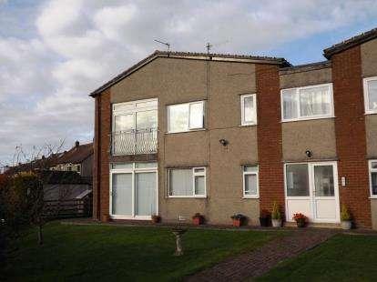 2 Bedrooms Flat for sale in Stanhope Court, Morecambe, Lancashire, United Kingdom, LA3