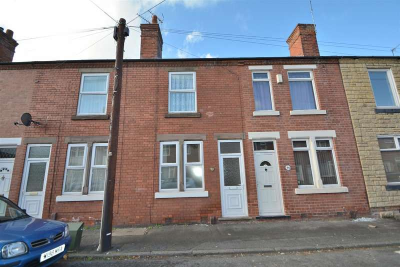 2 Bedrooms Property for sale in Bennett Street, Long Eaton