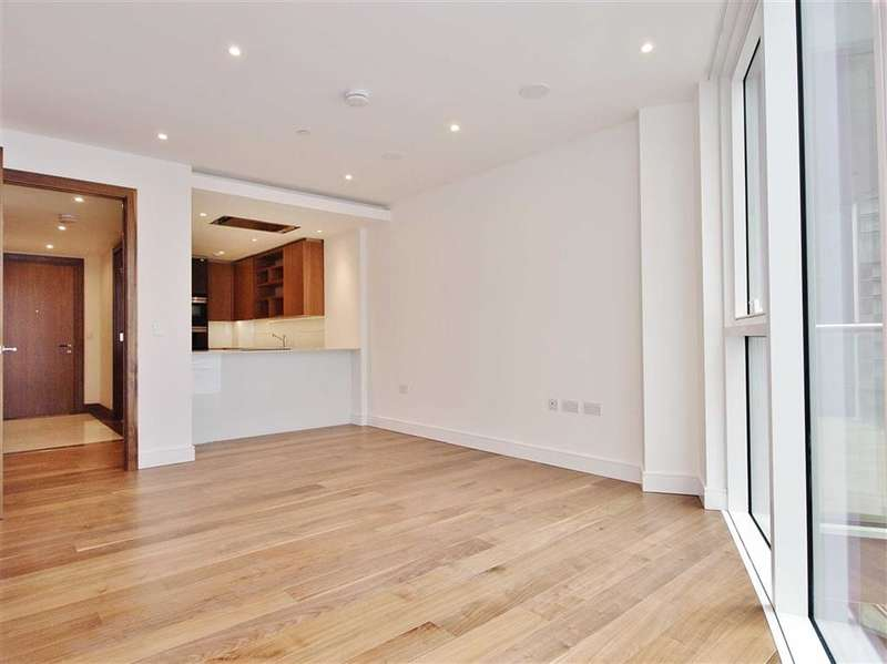 2 Bedrooms Property for sale in The Pinnacle, Battersea Reach, London