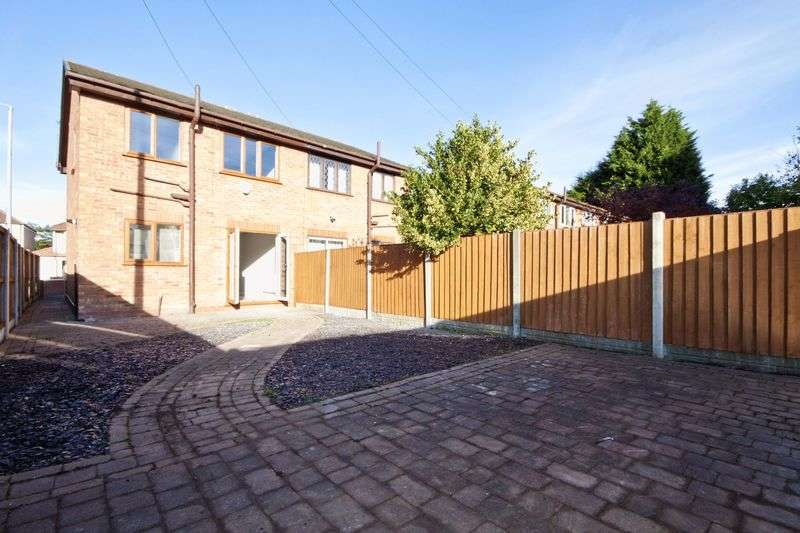 3 Bedrooms Semi Detached House for sale in Yew Tree Lane, Liverpool