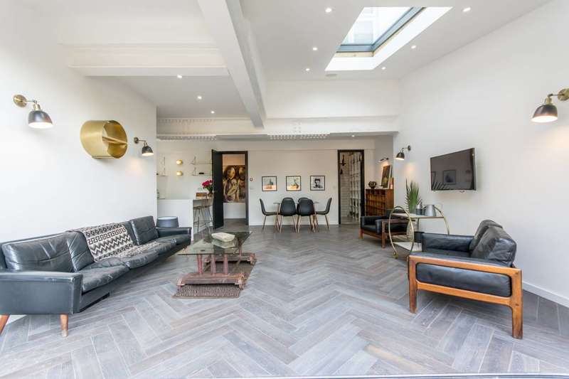 3 Bedrooms Semi Detached House for sale in Chatsworth Road, Willesden Green, NW2