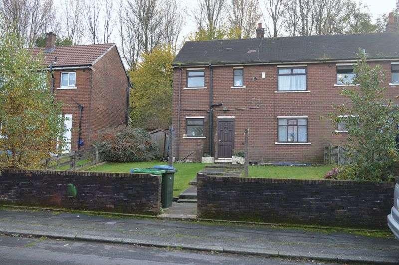 3 Bedrooms Semi Detached House for sale in Gerrard Street, Rochdale