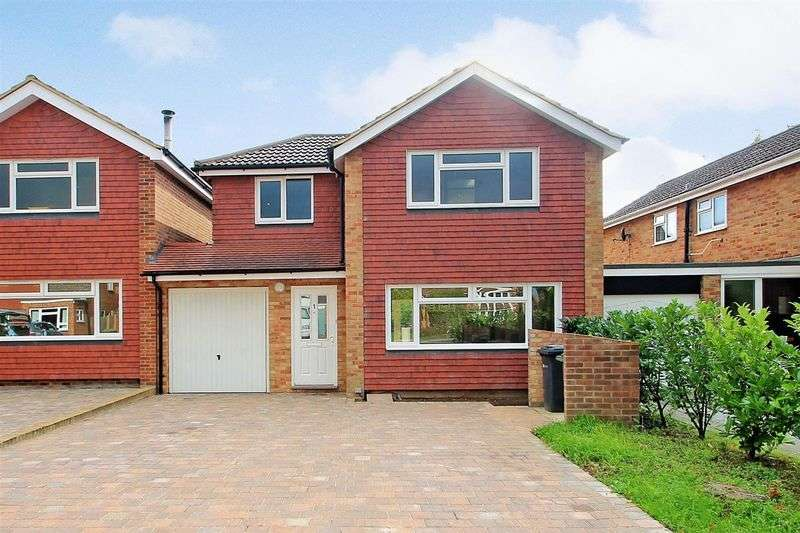 4 Bedrooms Detached House for sale in Send Marsh